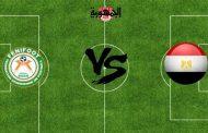 بث مباشر مباراة مصر والنيجر اليوم تصفيات كأس أمم أفريقيا 2019