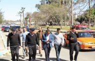 بالصور.. مدير أمن الإسماعيلية يتفقد الحالة الأمنية بالشوارع والميادين ويلتقي بالمواطنين.