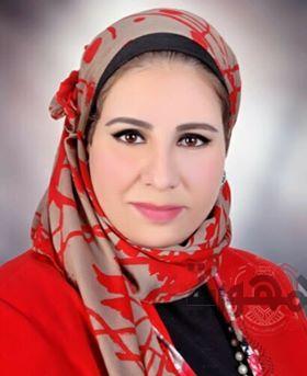 أميره الحوفي أستاذة بجامعة أسيوط  تفوز بلقب سفيرة  للنوايا الحسنة