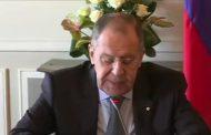 لافروف في عيد ميلاده ال٦٩ معاتبا أوكرانيا