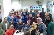 الانجيلية وعزتنا فى مصريتنا يوثقا معنى الوطنية بالشرقية