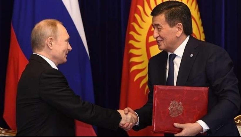 """روسيا تبحث عن الماء في """" قرغيستان """""""