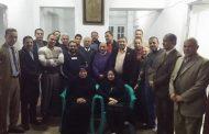الفيومى يقود اجتماع أمانة حزب الحرية المصري بقها