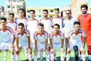 شباب الراهبين بطل الغربية يتأهل لدور 16 في دوري مراكز شباب الجمهورية