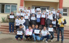 استمرار فعاليات حملة التوعية تحت عنوان كل نقطة بتفرق لليوم الرابع على التوالي بقرية الزنكلون بالشرقية