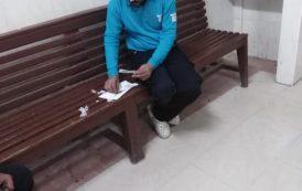 بالصور.. كارثة بمستشفى حكومي بدمياط