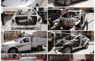 ضبط  تشكيل عصابي خطير ينهى سرقة سيارات فارسكور