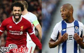 شاهد بث مباشر  مباراة ليفربول محمد صلاح وبورتو بتاريخ 17-04-2019 دوري أبطال أوروبا