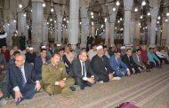 محافظ الغربية يشهد احتفالية مديرية أوقاف الغربية بليلة النصف من شعبان