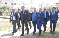 سفير فرنسا...... في زيارة لمدينة تازة المغربية