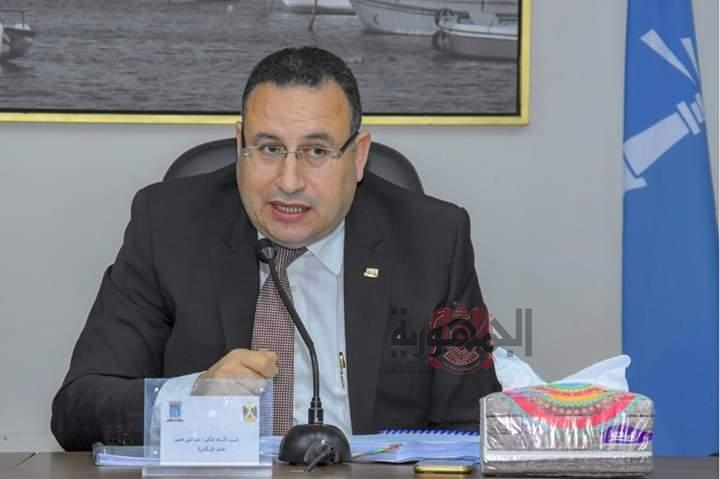محافظ الاسكندرية تطبيق غرامات فورية بشكل يومي على المخالفين بالإسكندرية