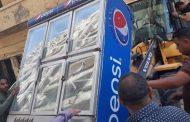 محافظ الاسكندرية التشديد علي حملات الإزالة والتعديات على حرم الطريق بشوراع الثغر
