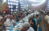 العادات والتقاليد بالافطار الجماعي بالعائلات بكفر الجلابطه بمركز الشهداء بالمنوفية