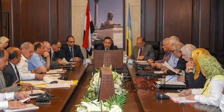 محافظ الاسكندرية يتابع وضع منظومة النظافة على مستوى احياء المحافظة   الجمهورية اليوم دوت كوم