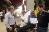 بالصور..حملة توعوية تجوب شوارع قري مركز ومدينة ههيا-شرقية