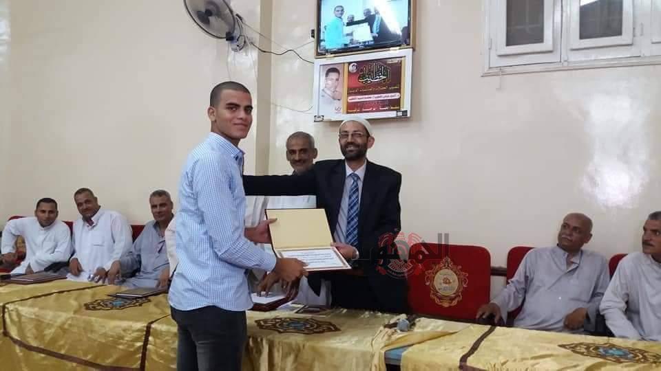 الإعلامية شيماء السيد مراسلة الأبراشي تهنئ شقيق الرائد محمد عليوة بالنجاح السعيد