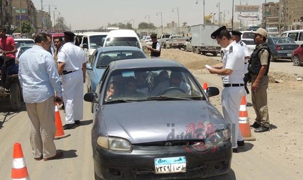 عاجل ..غرامة فورية على نفاذ البنزين من السيارة في الطريق العام