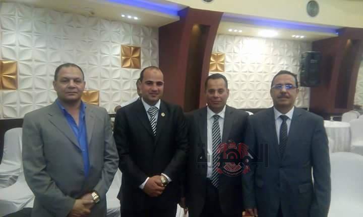 حزب المواجهة يجدد الثقة بالمستشار علاء عبد الهادي  كأمين عام لمحافظة الشرقية