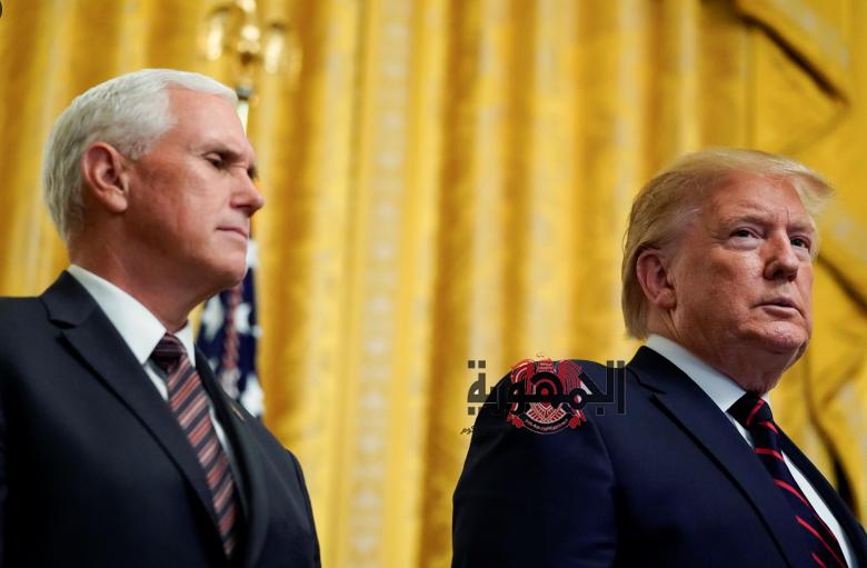 الرئيس الأمريكي يكشف مصير