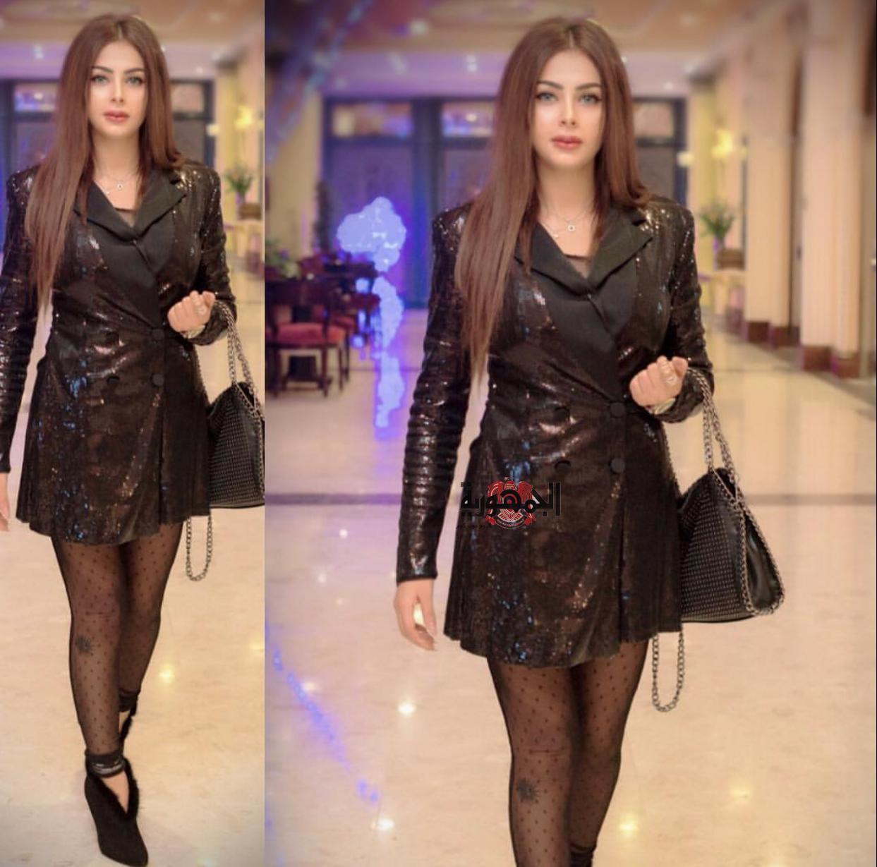 جومانا الاغا تشارك في مسابقه miss Nile -بنت النيل