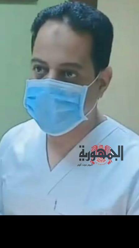 حمله مصر تستطيع شباب ٢٠٣٠ تختار الدكتور حسين ناصف .استاذ تقويم الاسنان .جامعه الازهر