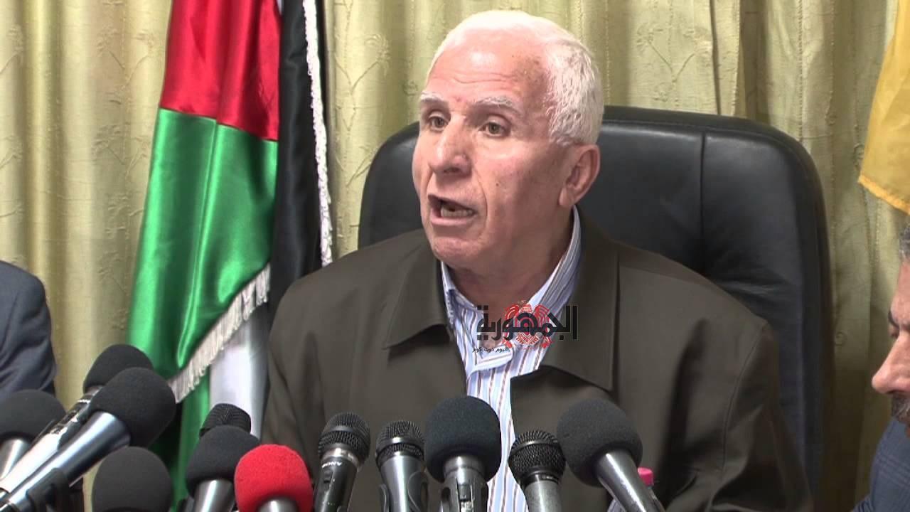 الأحمد يحذر...السلطة الفلسطينية في مهب الريح