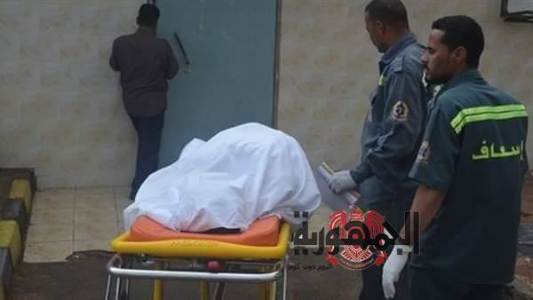 جثة متوفى مجهول الهوية بمستشفي الاميري