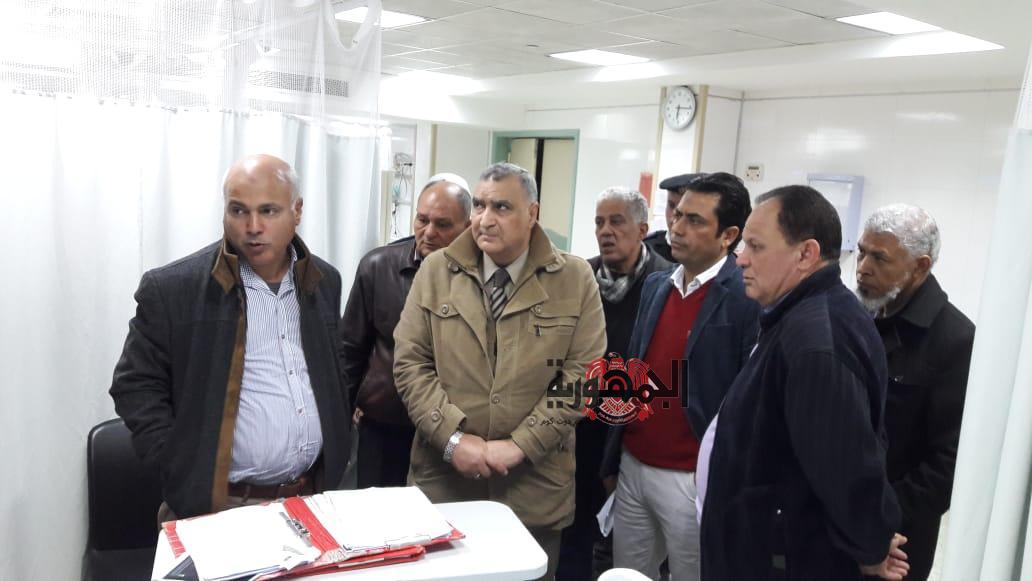 الاتحاد المصري للكارتيه يكرم ابطال العالم من ابناء المنوفيه
