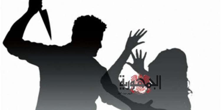 لهذا السبب...شاب مصري يحاول قتل زوجته