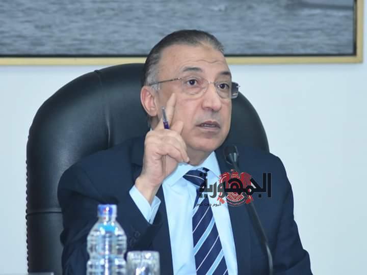 محافظ الاسكندرية لاتهاون تجاه أي موظف مقصر أو مخالف