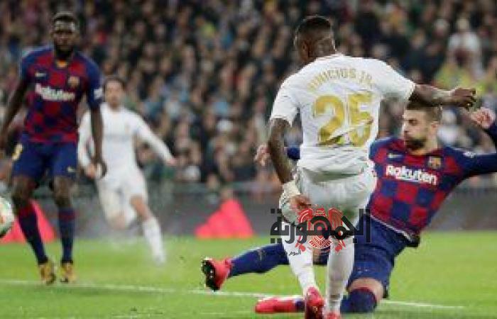 ريال مدريد يحسم الكلاسيكو بهدفين دون رد على برشلونة