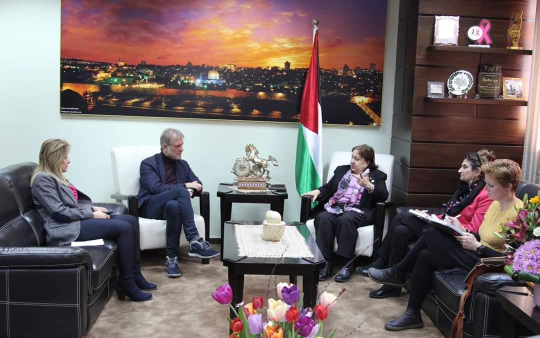 منظمة الصحة العالمية: فلسطين اتخذت خطوات متقدمة لمكافحة انتشار كورونا