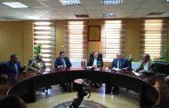 محافظ الشرقية يعقد إجتماعاً لمتابعة إجراءات التيسير علي أصحاب المعاشات