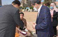 اجراءات احترازية دقيقة وتعقيم المدارس ومنع الزحام