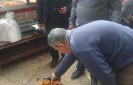 صحة الشرقية : غلق ٣٣ منشأة غذائية مخالفة وإعدام أكثر من ٢ طن أغذية فاسدة