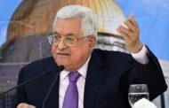 الرئيس الفلسطيني: المرحلة الحالية تستدعي إجراءات استثنائية لمواجهة كورونا