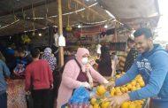 أبو الطاهر ..إستقرار نسبى فى أسعار الخضار والفاكهة بأسواق الإسماعيلية