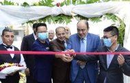 مصر والصين تعلنان إطلاق أكبر خط إنتاج للكمامات الطبية