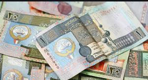 سعر الدينار الكويتي