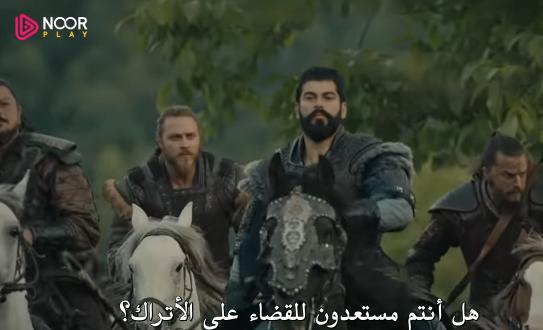 مسلسل المؤسس عثمان الحلقة 63